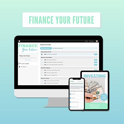 Hayley Luckadoo finance your future sm