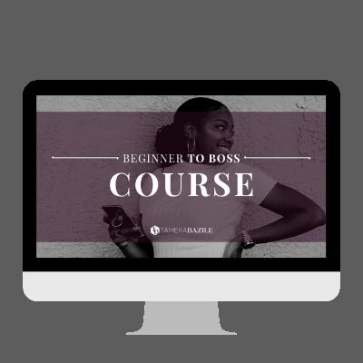 beginner to boss course