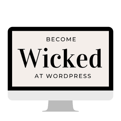 wicked at wordpress giveaway