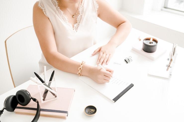 blogging seo book